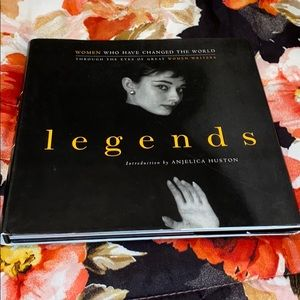 Legends Women Who Have Changed The World Book